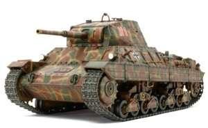 Tamiya 89792 Włoski czołg ciężki P40 edycja limitowana