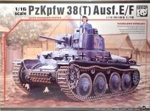 Tank Pzkpfw 38 (T) ausf. E/F - Panda 16001