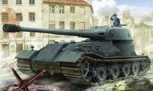 Tank model Panzerkampfwagen VK7201 (K)
