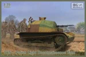 Tankietka TKS z CKM Hotchkiss wz.25 IBG 35045