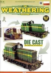 The Weathering Magazine - Die Cast - od zabawki do modelu - polska wersja