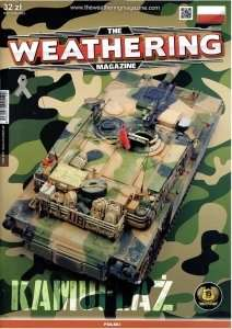 The Weathering Magazine - Kamuflaż - polska wersja