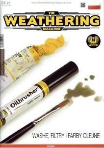The Weathering Magazine - Washe, filtry i farby olejne - polska wersja