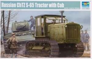 Traktor ChTZ S-65 z kabiną Trumpeter 05539