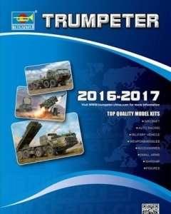 Trumpeter - Katalog 2016 - 2017