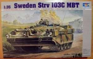 Trumpeter 00310 Swedish Strv 103C MBT