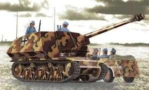 Trumpeter 00354 German Panzerjager 39(H) 7,5cm Pak40/1 Marder I