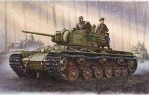 Trumpeter 00358 Russian KV-1 model 1942 Simplified Turret Tank