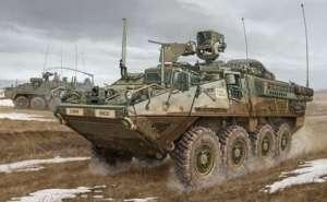 Trumpeter 00395 M1127 Stryker Reconnaissance Vehicle (RV)