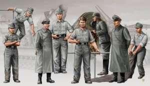 Trumpeter 00409 German Artillery Crew - Karl Gerat