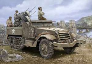Trumpeter 00911 M16 Multiple-Gun Motor Carriage