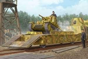 Trumpeter 01508 German Panzertragerwagen