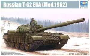 Trumpeter 01555 Russian T-62 ERA (Mod.1962)