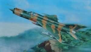 Trumpeter 02218 MiG-21MF Fishbed J