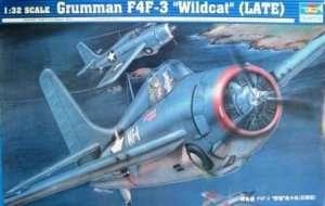 Trumpeter 02225 F4F-3 Wildcat - late version