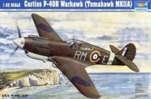 Trumpeter 02228 P-40B Warhawk (Tomahawk MKIIA)