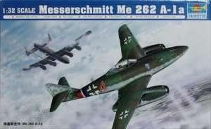 Trumpeter 02235 Messerschmitt Me 262 A-1a