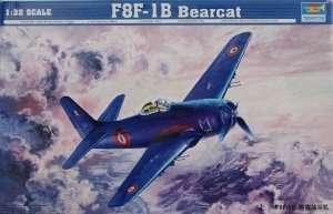 Trumpeter 02284 F8F-1B Bearcat