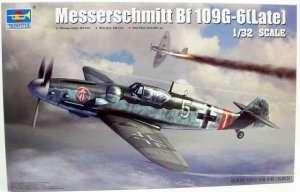 Trumpeter 02297 Messerschmitt Bf109G-6(Late)