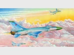 Trumpeter 02811 Sukhoi Su-15 TM Flagon-F
