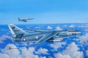 Trumpeter 02872 EKA-3B Skywarrior Strategic Bomber