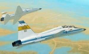 Trumpeter 02878 Samolot T-38C Talon (NASA) ponaddźwiękowy