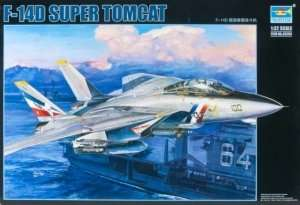 Trumpeter 03203 F-14D Super Tomcat