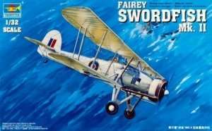 Trumpeter 03208 Fairey Swordfish Mk. II
