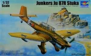 Trumpeter 03216 Junkers Ju 87R Stuka
