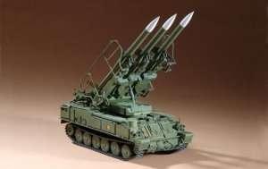 Trumpeter 07109 Wyrzutnia rakiet przeciwlotniczych SAM-6
