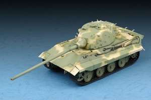 Trumpeter 07125 German E-75 (75-100 tons)/Standardpanzer 1:72