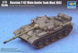 Trumpeter 07146 Czołg T-62 Mod.1962