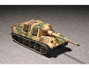 Trumpeter 07254 Sd.Kfz. 186 Jagdtiger - Henschel production