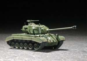 Trumpeter 07264 US M26 (T26E3) Pershing Heavy Tank