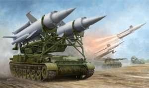 Trumpeter 09523 Soviet 2K11A TEL w/9M8M Missile Krug-a