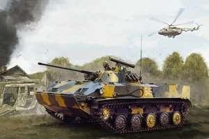 Trumpeter 09556 Pojazd bojowy BMD-3 skala 1-35