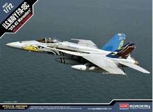U.S Navy F/A-18C model Academy 12534