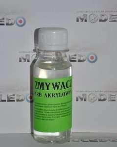 Wamod OD29 Zmywacz do farb akrylowych 80 ml (do czyszczenia aerografów)