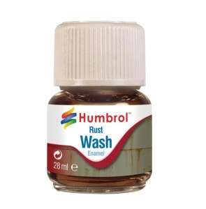 Wash emalia - rdza 28ml Humbrol AV0210