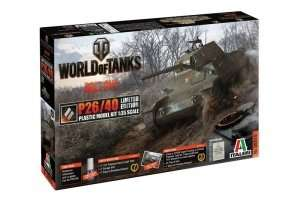 World of Tanks - P26/40 Limited Edition - Italeri 36515