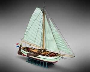 Żaglówka Catalina - Mamoli MM61 - drewniany model w skali 1-64