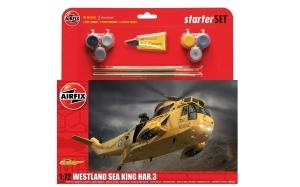 Zestaw startowy helikopter Westland Sea King Airfix 55307