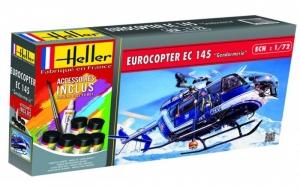 Zestaw modelarski Eurocopter EC 145 Gendarmerie Heller 56378
