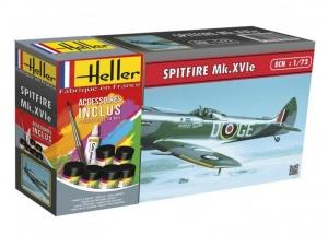 Zestaw modelarski Spitfire Mk.XVIe Heller 56282