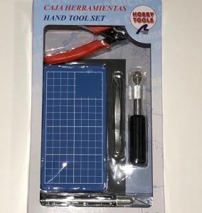 Zestaw narzędzi do drewnianych modeli - 27003-1