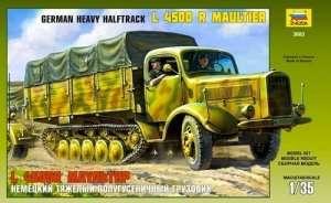 Zvezda 3603 German half-truck Maultier 4,5t Truck