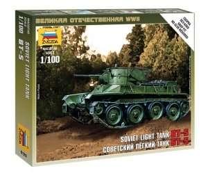 Zvezda 6129 Soviet Tank BT-5
