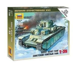 Zvezda 6203 Soviet heavy tank T-35