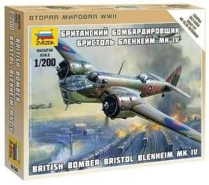 Zvezda 6230 Bristol Blenheim Mk.IV