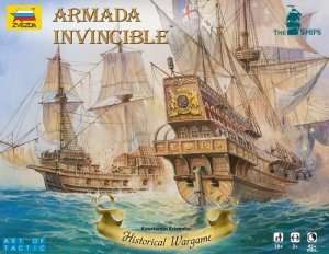 Zvezda 6505 GRA - Armada Invincible
